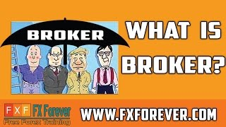 What is Broker | Forex Broker Types 🔥