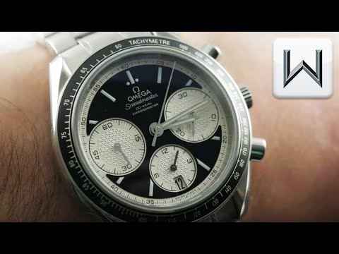 Omega Speedmaster Racing Chronograph (326.30.40.50.01.002) Luxury Watch Review