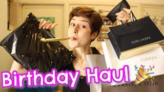 Birthday Haul || What I Got For My Birthday 🎁