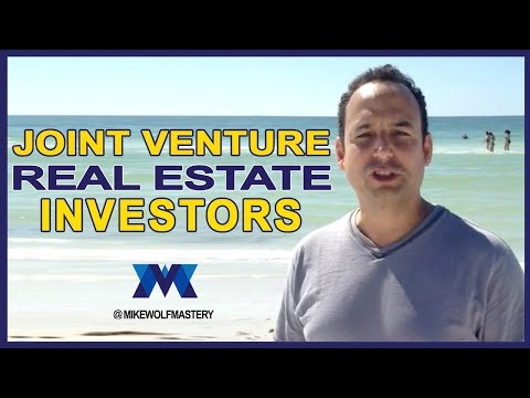 Joint Venture Real Estate Investors