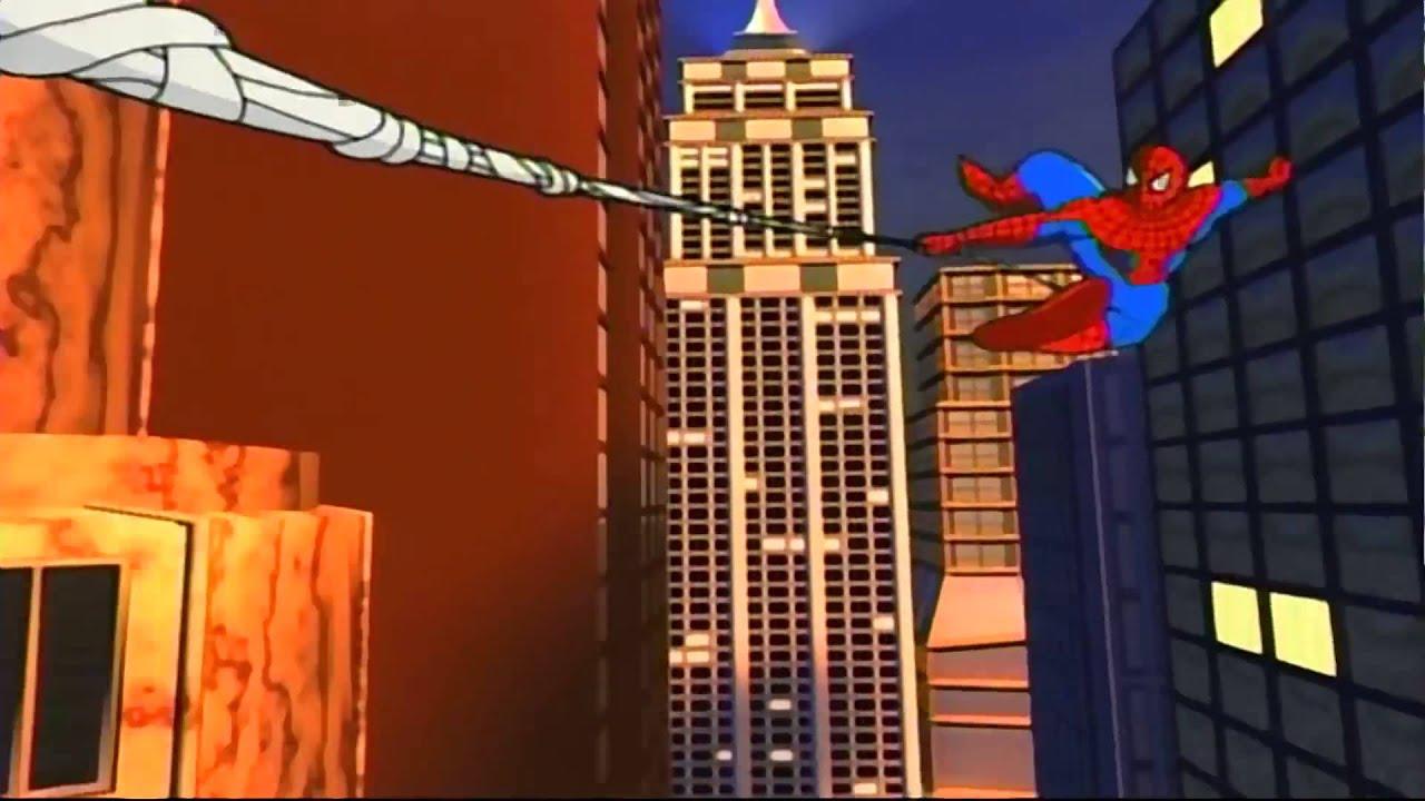 Spider Man 1994 Generique Youtube