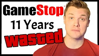 Man Works At GameStop 11 Years Tells All | 2007-2018 NIGHTMARE