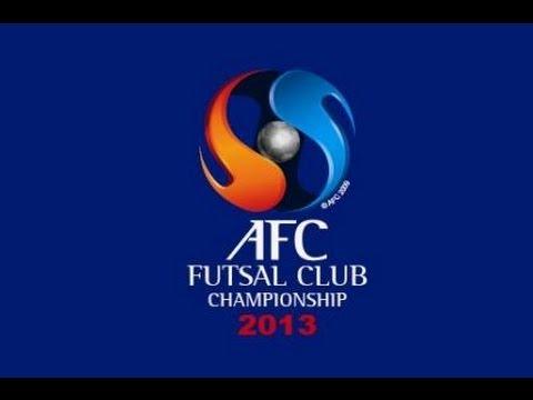 SF1: Nagoya Oceans (JPN) Vs Sanaye Giti Pasand(IRN): AFC Futsal Club Championship 2013