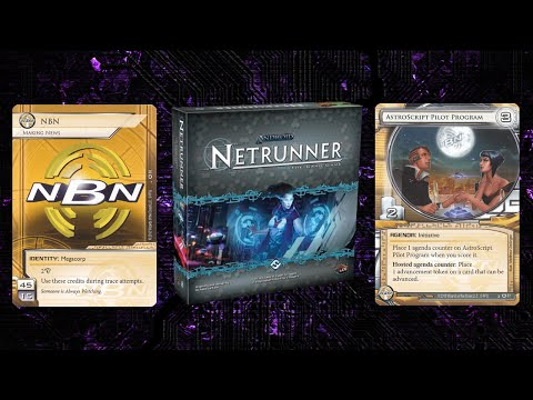 A Look Back At The Netrunner Core Set - NBN