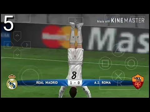 Top 5 Goals Gareth Bale PES 2014 PSP