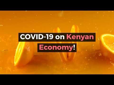 How Coronavirus is affecting Kenyan economy