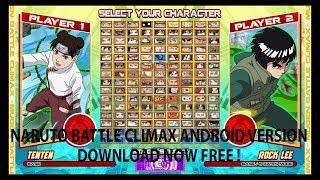 download naruto senki mod apk full character offline
