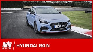 Hyundai i30 N Turbo 275 ch Revue de d tails La i30 Nerv e смотреть