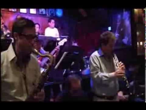 Autumn Leaves - Guest Kenny Martyn Clarinet and The Ned Kelly's Rehearsal Big Band