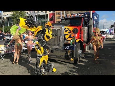 Cannonball Ireland 2017 (Day 1) Start Line Dublin - Stavros969