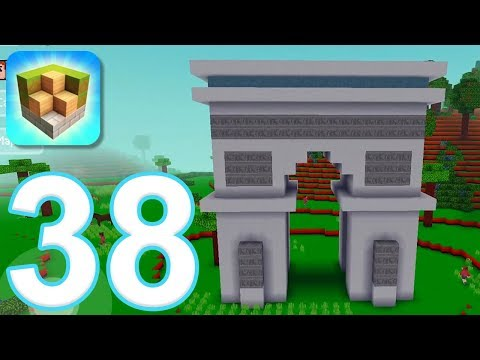 Block Craft 3D: City Building Simulator - Gameplay Walkthrough Part 38 - Arc de Triomphe (iOS)