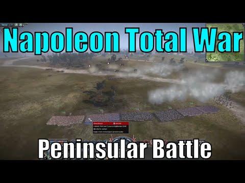 Napoleon Total War: NTW3 - Peninsular Battle |