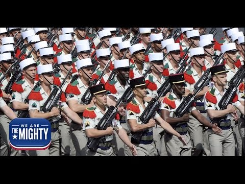 What you should know about the French Foreign Legion