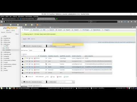 Servidor De MYSQL Con LIbre Office Base Y Cal
