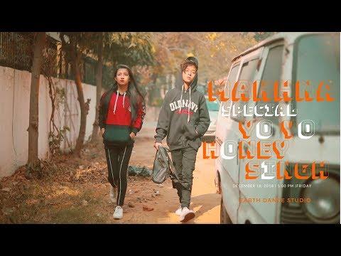 MAKHNA - Yo Yo Honey Singh   Trailer   Choreography By Rahul Aryan   Dance Short Film   Earth..