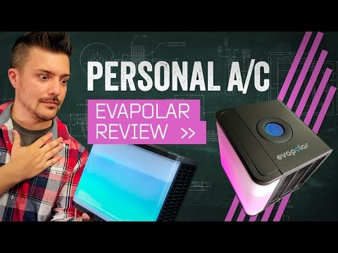 Evapolar Review: Your Personal Swamp Cooler