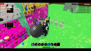 ROBLOX EPIC DISCO BALL AND PARTY!!!!!!!!!!!!!