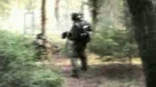 Woodland Gotcha Paintball Böblingen Pt.1 24/7