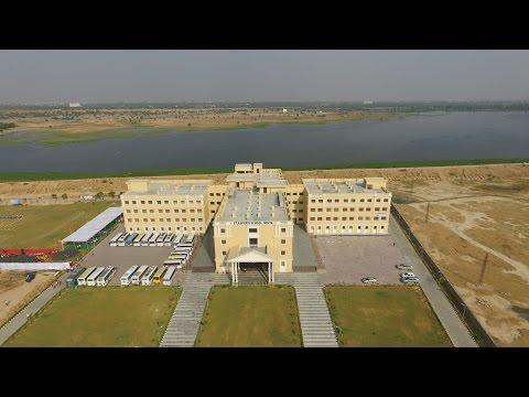St. Xaviers School, Nevta - Aerial Shoot