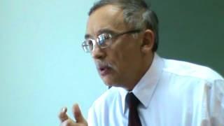 А.М.Рощин. Управление производством и менеджмент. Первая лекция.