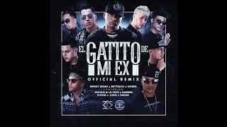 Benny Benni Ft. Brytiago, Noriel, Darkiel, Pusho, Juhn & Más - El Gatito De Mi Ex (Remix)