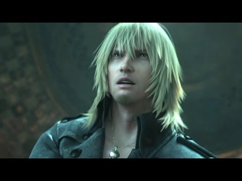 Snow Villiers Returns Final Fantasy XIII:Heart Of Gold Edition