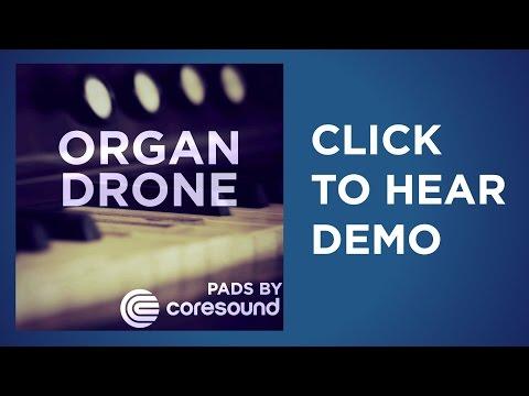 Organ Drone Pads Demo