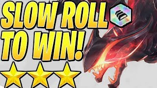 SLOW ⭐⭐⭐ ROLL GUIDE! - Teamfight Tactics TFT RANKED Strategy Best Comps 10.4 Meta SET 2