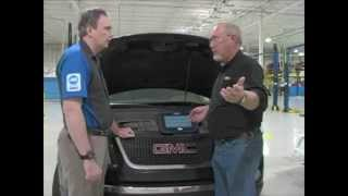 In The Workshop #2 - The OTC Genisys Touch Scan Tool