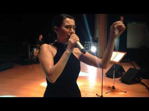 10 Aralık 2013 İş Sanat Şevval Sam Tango Albüm Konseri Internet Üzerinden Canlı Yayınlanan Bölümü