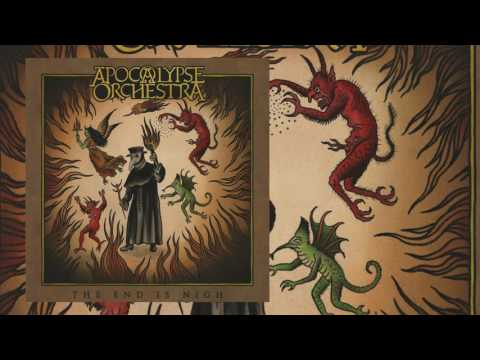 Apocalypse Orchestra - The Garden Of Earthly Delights (LYRICS VIDEO)