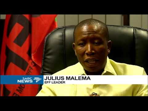 EFF on a strategy to have parliament dissolved