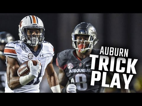 Auburn 'excited' about Darius Slayton's progress despite low catch rate