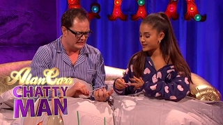 Ariana Grande - Full Interview on Alan Carr: Chatty Man