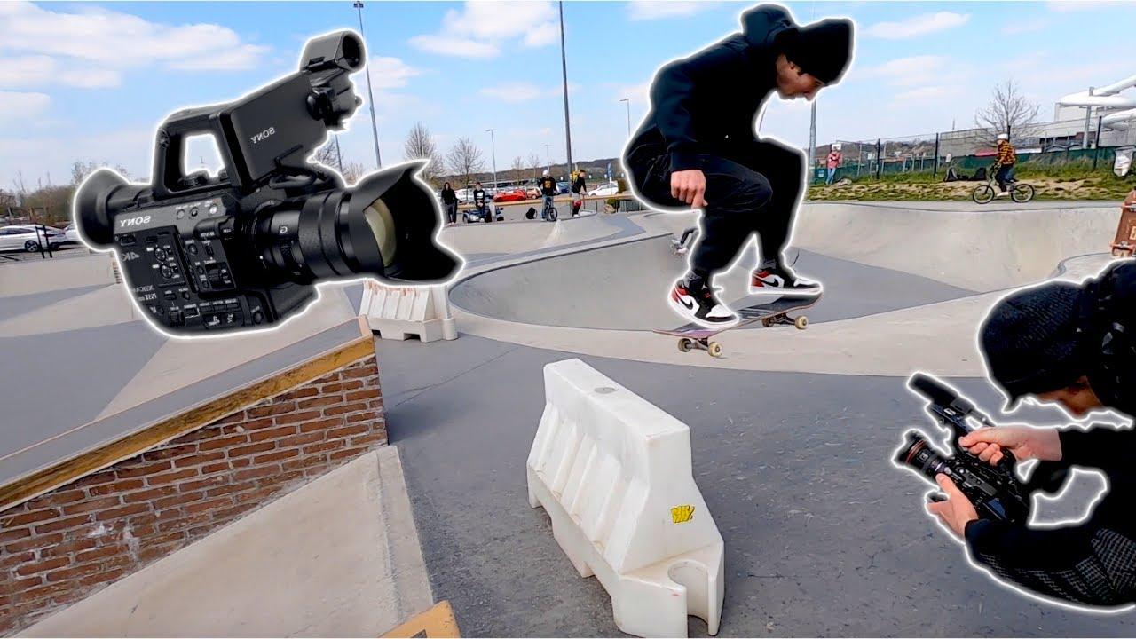 Download Toute la team «SKATE» filmée par le meilleur caméraman @Kaaf Movie