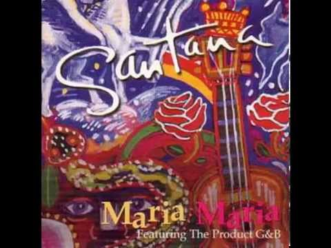 Santana - Maria Maria ft. The Product G&B Remix