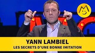 Yann Lambiel : les secrets d
