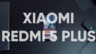 Сколько должна стоить безрамочность? / Обзор Xiaomi Redmi 5 Plus
