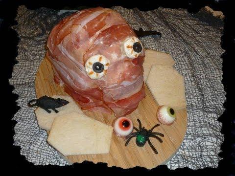 """Halloween-Special 2012 """"Schinken-Schädel"""""""