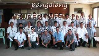 SUPERLINES TRANSPORTATION CO., INC. (Music jingle/Company I.D.)