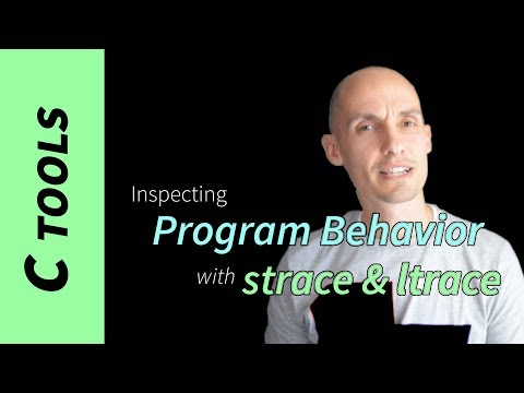 How To Spy On Running Programs (strace, Ltrace)