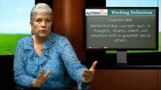 Autism Jargon: Cognitive Skills