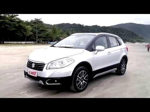 Suzuki Lança No Brasil S-Cross
