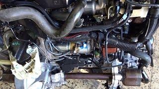 Composantes de l'automobile Moteur 1.6 HDI - مكونات محرك السيارة 1.6 HDI HD