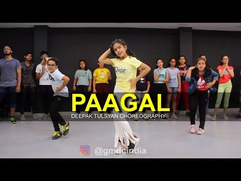 Paagal | Badshah | Full Class Video | Deepak Tulsyan Dance Choreography | G M Dance