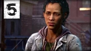 """The Last of Us Gameplay Walkthrough Part 5 """"The Cargo"""" (PS3 Let"""