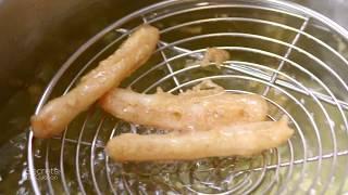 Le Chef Philippe Etchebest nous dévoile son Secret de cuisson d'un tempura de légumes