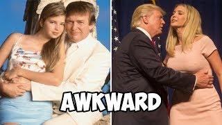 Awkward and Creepy Moments Of Donald And Ivanka Trump That Will Make You Cringe All The Way