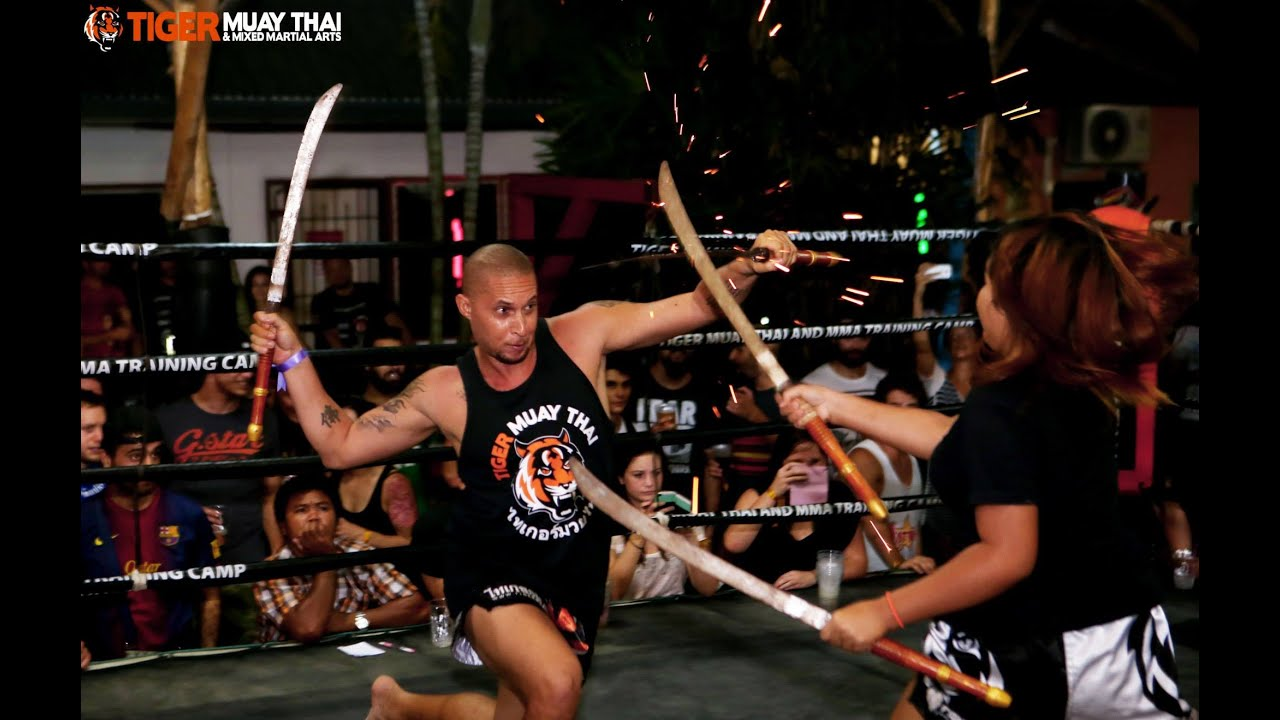 Thailand's Ancient Weapon Fighting Art: Krabi-Krabong ...