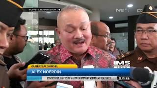 News Hot Topic: Alex Noerdin Dipanggil Sebagai Saksi - IMS